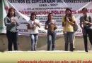 El Congreso Constituyente Ciudadano celebra la entrega del proyecto de la Nueva Constitución Política de México (Video)