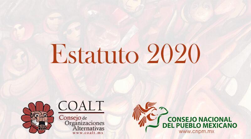 Estatuto 2020