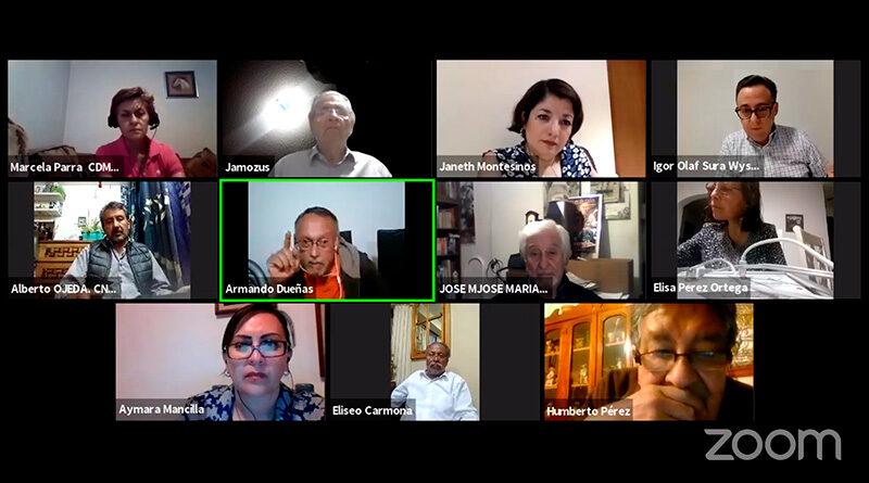 Red de consumo solidario 2a. parte (Video)