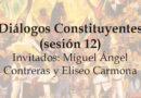 Diálogos Constituyentes – sesión 12 (Video)