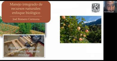 Manejo integrado de recursos naturales: enfoque biológico (Video)